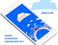 Blaize Mobile App