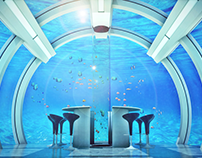 Finding Dory Cafe
