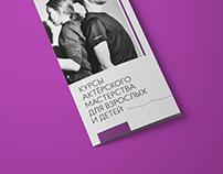 Acting studio courses booklet
