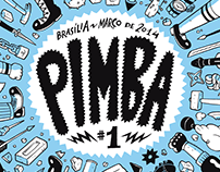 Produção Editorial_ Jornal Pimba