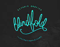 Blindfold Design Branding 2016