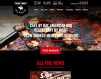 Third Wave Cafe website