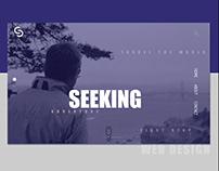 Seeking Adventure: A Travelers Guide Website