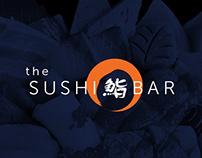 The Sushi Bar Identity