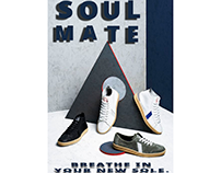 Shoes Advertisement