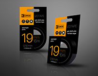 Tape Packaging Design for EMOS