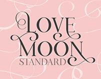 Love Moon Standard Font