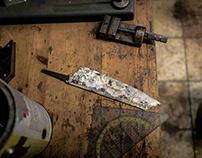 Messer schmieden