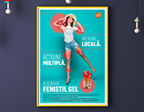 Fenistil Gel Key Visual