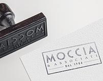 Moccia & Associati - Nuovo marchio e identity