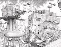 Machtigen Kriegsmaschinenlsm