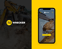 Wrecker Branding/Web