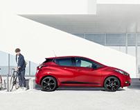 Nick Meek: Nissan Micra