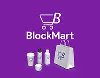 BlockMart UX Design and Branding