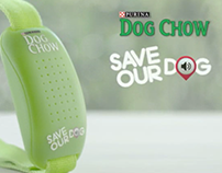 Purina Save Our Dog Smart Dog Collar.