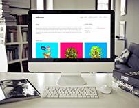 Hellomouse WordPress Portfolio Theme
