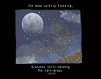 Japanese Haiku's---Animated Illustrations