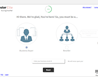 Self-guided Customer Onboarding - Project Overview