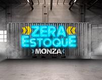 Ford Monza - ZERA ESTOQUE