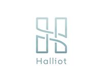 Halliot Logo Design & Branding