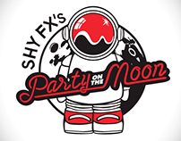 SHY FX's PARTY ON THE MOON