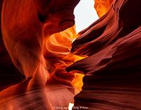 Antelope Canyon Re-Edit
