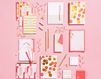 CNA Fashion Stationary