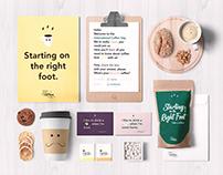 INTERNATIONAL COFFEE DAY - Branding
