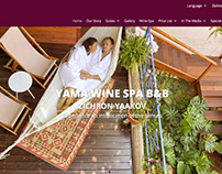 Yama Wine Spa B&B