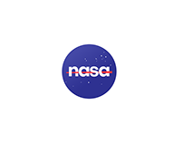 NASA new look — UI and Logo