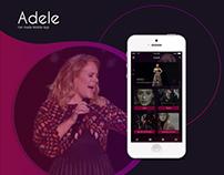 Adele Mobile App