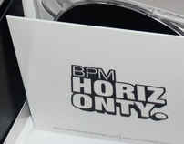 BPM - Horizonty / Booklet design