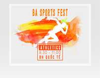 BA Sportsfest 2015: Sports Contest for IU students