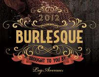 2012 Burlesque Catalog
