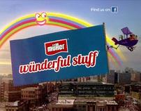 Muller TV Ad