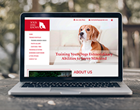 Website about dogs