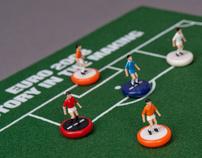 SAP - Euro 2008 invitation, confirmation & book design
