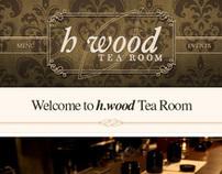 H.wood Tea Room