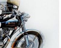Norton Motorcycle Project