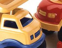 Tonka Preschool Trucks