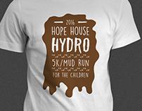 Hope House Hydro - Tshirt