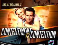 Contentment Vs Contention [Product Cover]