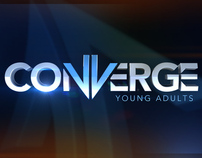 Converge Young Adults [Logo]