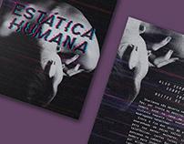 Estática Humana - Projeto Editorial