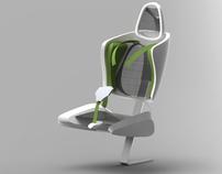Tata Nano Convertible Seat