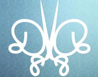 Logo Design for 88 Hair Studio