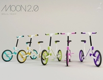Moon Bike 2.0