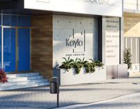 Clinic Architectural design