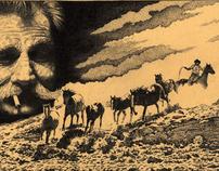 "the ""Wild West"""