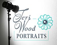 Brand for Teri Wood Portraits